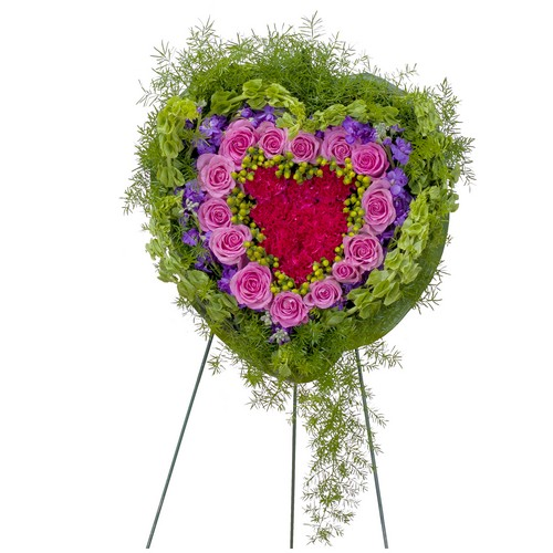 Forever Cherished Heart from Joseph Genuardi Florist in Norristown, PA
