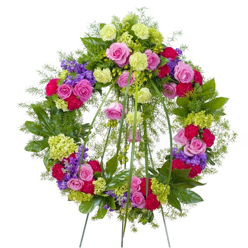 Forever Cherished Wreath from Joseph Genuardi Florist in Norristown, PA
