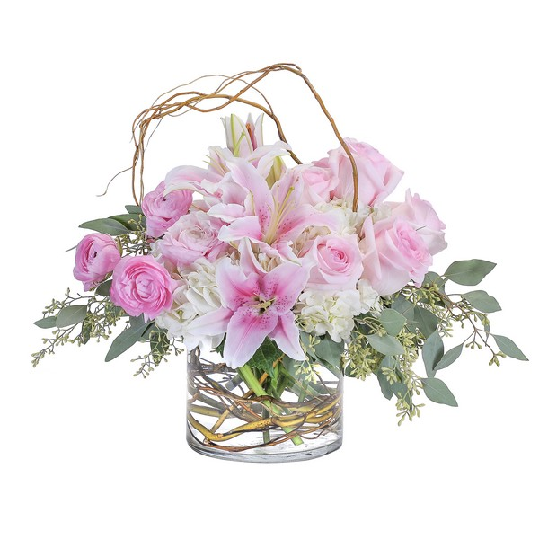Peaceful Pink from Joseph Genuardi Florist in Norristown, PA