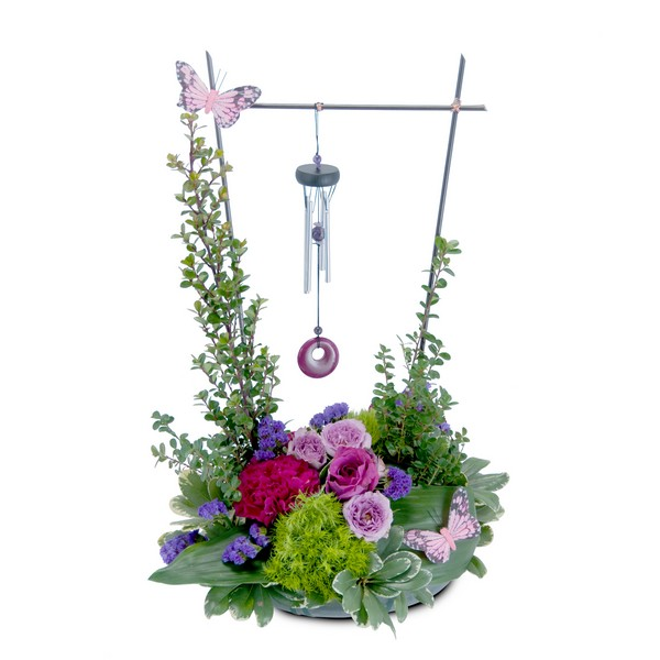 Cherished Chimes from Joseph Genuardi Florist in Norristown, PA