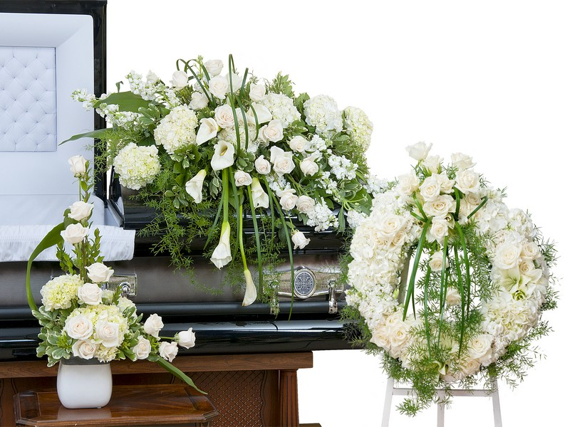 Elegance Trio from Joseph Genuardi Florist in Norristown, PA