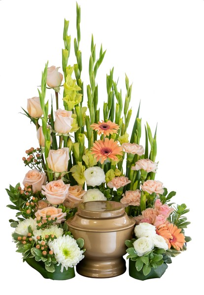 Divine Grace Surround from Joseph Genuardi Florist in Norristown, PA