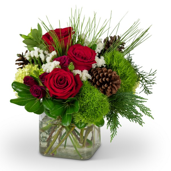 Wintertime Beauty from Joseph Genuardi Florist in Norristown, PA