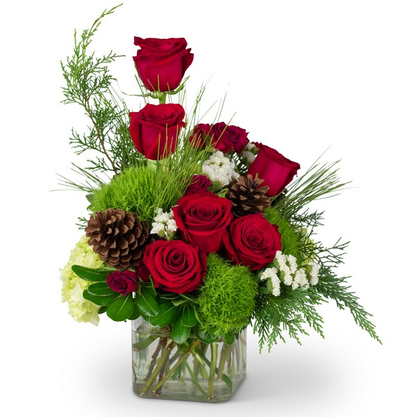 Wintertime Romance from Joseph Genuardi Florist in Norristown, PA