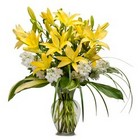 Lilies and Stock from Joseph Genuardi Florist in Norristown, PA