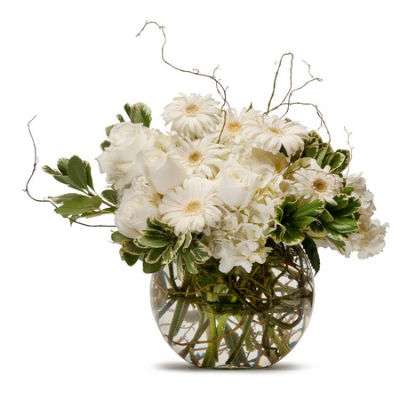 Naturally White from Joseph Genuardi Florist in Norristown, PA