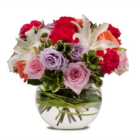 Potpourri of Roses from Joseph Genuardi Florist in Norristown, PA