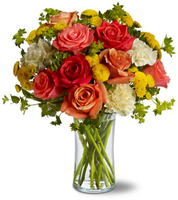 Citrus Kiss from Joseph Genuardi Florist in Norristown, PA